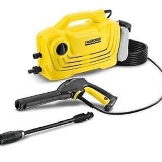 ケルヒャー  家庭用高圧洗浄機 K2クラシック イエロー(掃除機)