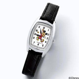 タカラジマシャ(宝島社)のオトナミューズ 付録 ミッキーマウス腕時計(腕時計)