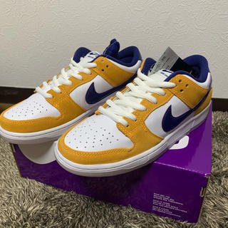 ナイキ(NIKE)の【27】Nike SB Dunk Low Pro Laser Orange(スニーカー)