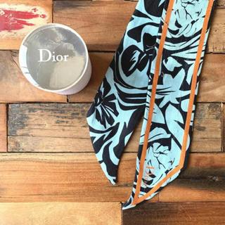 ディオール(Dior)のDior ディオール ツイリー スカーフ(バンダナ/スカーフ)