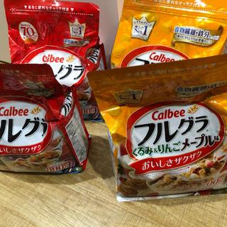 カルビー(カルビー)のカルビー フルグラ(米/穀物)