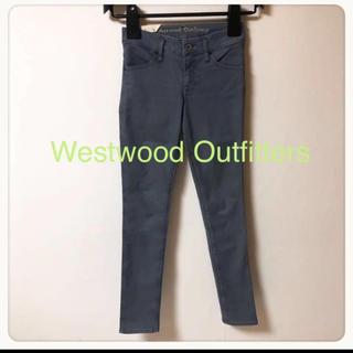 ウエストウッドアウトフィッターズ(Westwood Outfitters)の☘T3295☘Westwood Outfitters スキニー パンツ S(カジュアルパンツ)