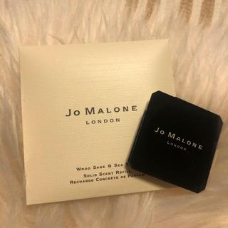 ジョーマローン(Jo Malone)のジョーマローン ウッド セージ & シー ソルト ソリッドセントリフィル練り香水(香水(女性用))