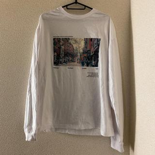 ジョンローレンスサリバン(JOHN LAWRENCE SULLIVAN)のロンT confirm (Tシャツ/カットソー(七分/長袖))