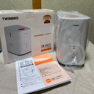 TWINBIRD - パーソナル加湿器!新品未使用