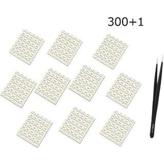 IQOS 清潔マット ピンセット IQOS3 クリーナー マット 300枚/セッ(ミラー)