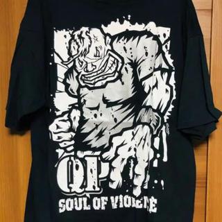 アキタショテン(秋田書店)のQP✖️MADTOYZ  コラボTシャツ(Tシャツ/カットソー(半袖/袖なし))