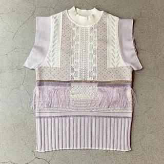 マメ(mame)のmame kuroguchi(Tシャツ(半袖/袖なし))