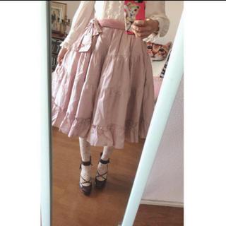 ヴィクトリアンメイデン(Victorian maiden)のvictorian maiden(ひざ丈スカート)