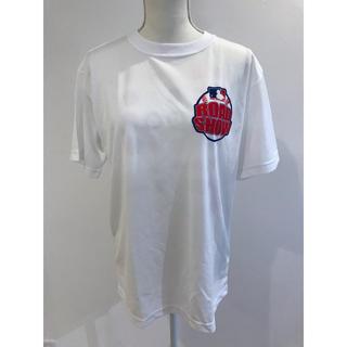 ミズノ(MIZUNO)の(新品)ミズノメジャーリーグメッシュTシャツ(Tシャツ(半袖/袖なし))