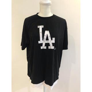 (新品)メジャーリーグベースボールTシャツL(Tシャツ(半袖/袖なし))
