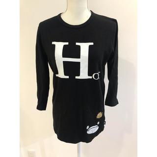 ユニクロ(UNIQLO)の(新品)ユニクロUTワンピースM(Tシャツ/カットソー(半袖/袖なし))
