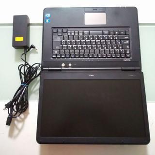 エヌイーシー(NEC)の在宅の勤務などに、ノートパソコンWin10 第2世代Core i3 SSD新品(ノートPC)