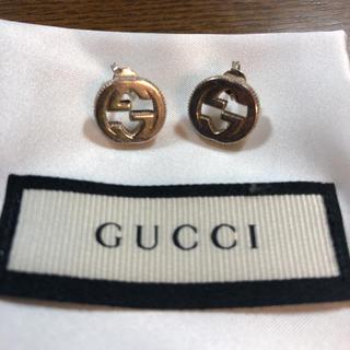 Gucci - GUCCI シルバーピアス