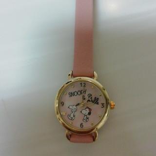 ピーナッツ(PEANUTS)の🉐SNOOPY腕時計 (腕時計)