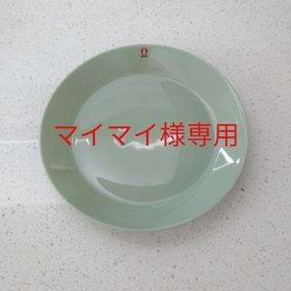 イッタラ(iittala)の【廃盤色・新品・未使用】イッタラティーマプレート17cmセラドングリーン1枚(食器)