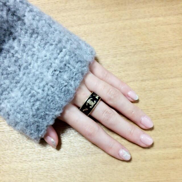 シャネル 指輪
