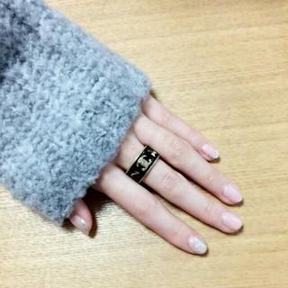 シャネル(CHANEL)の正規 CHANEL❤指輪(リング(指輪))