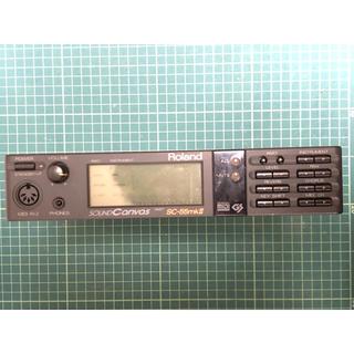 ローランド(Roland)のRoland SC-55mk2(音源モジュール)
