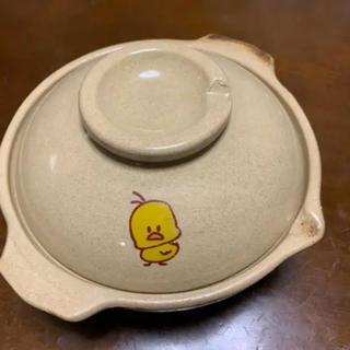 ニッシンショクヒン(日清食品)のチキンラーメン 土鍋 ラーメンどんぶり(食器)