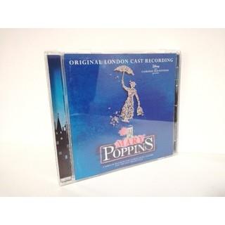 ディズニー(Disney)の【美品】ディズニー『メリー・ポピンズ』ロンドンキャスト版/サントラCD/廃盤(ミュージカル)