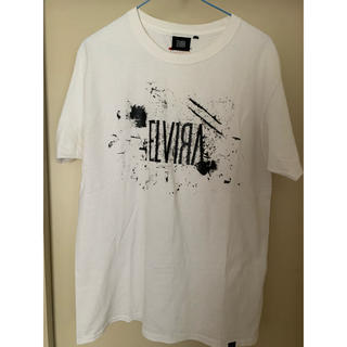 エルヴィア(ELVIA)のELVIRA エルビラ Tシャツ 値下げ不可(Tシャツ/カットソー(半袖/袖なし))