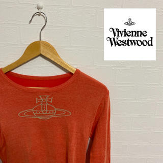 ヴィヴィアンウエストウッド(Vivienne Westwood)の値下げ!【vivienne west wood】ビックロゴ  長袖(Tシャツ(長袖/七分))