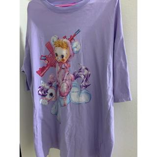 ミルクボーイ(MILKBOY)のLANDbyMILKBOY×Cerise HORSERANGERBIGTEEOP(Tシャツ(半袖/袖なし))