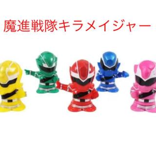 キラメイジャー すくい人形5種類(キャラクターグッズ)