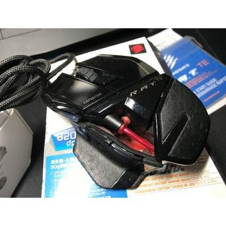 MADCATZ製 ゲーミングマウス R.A.T. TE DPI 8200(PC周辺機器)