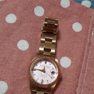 サマンサシルヴァ(Samantha Silva)のサマンサシルヴァ ハート 腕時計(腕時計)