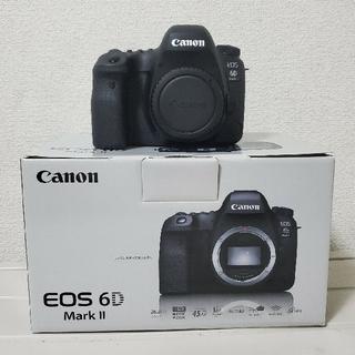キヤノン(Canon)のCANON EOS 6Dmark2(デジタル一眼)