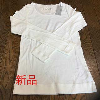 レプシィム(LEPSIM)の(新品)LEPSIM Tシャツ 〈M〉(Tシャツ/カットソー(七分/長袖))