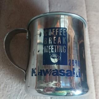 カワサキ(カワサキ)のカワサキ coffee break meeting 2000マグカップ(その他)
