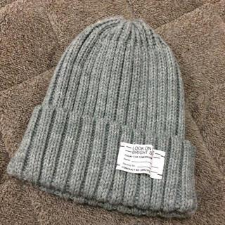 ジーユー(GU)のGU ニット帽(その他)