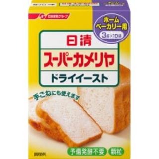 ニッシンセイフン(日清製粉)の日清スーパーカメリア ドライイースト(その他)