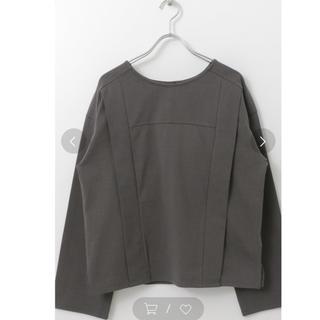 ケービーエフ(KBF)のKBF サイドタックステッチカットソー(Tシャツ(長袖/七分))