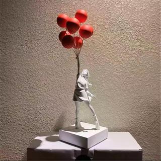 バンクシー フライングバルーン Flying Balloons Girl(その他)
