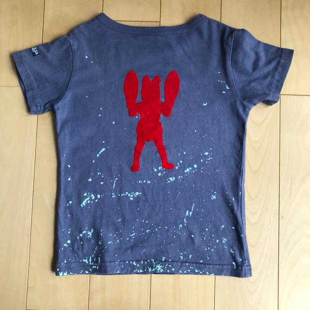NEEDLE WORK SOON(ニードルワークスーン)のオフィシャルチーム  Tシャツ  110 キッズ/ベビー/マタニティのキッズ服男の子用(90cm~)(Tシャツ/カットソー)の商品写真