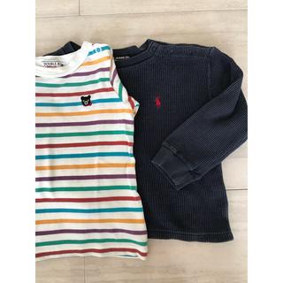 ラルフローレン(Ralph Lauren)のPolo RalphLauren ダブルビー ロンTセット ワンポイント (Tシャツ)