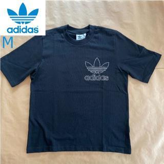 アディダス(adidas)のアディダス Tシャツ ビッグシルエット M 新品(Tシャツ/カットソー(半袖/袖なし))
