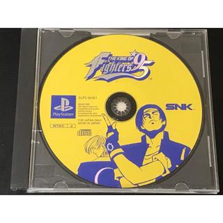 エスエヌケイ(SNK)の★ 動作品 PS ★ ザ キング オブ ファイターズ 95 KOF(家庭用ゲームソフト)
