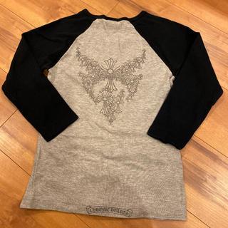 クロムハーツ(Chrome Hearts)のクロムハーツ 七分袖 ラグランTシャツ レディース 正規品(Tシャツ(長袖/七分))