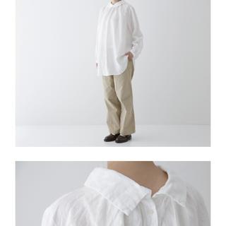 ネストローブ(nest Robe)のnestrobe リネン 重ね襟チュニック(シャツ/ブラウス(長袖/七分))