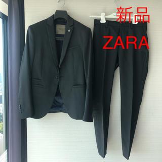 ザラ(ZARA)のZARA セットアップ スーツ 新品(セットアップ)