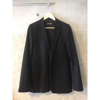 RAF SIMONS - RAF SIMONS  tailored jacket