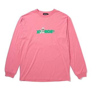 エクストララージ(XLARGE)のXLARGETシャツ(Tシャツ(半袖/袖なし))