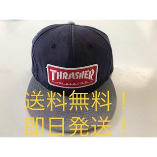 スラッシャー(THRASHER)の【5/2 13時迄限定再値下げ】 THRASHER キャップ 帽子(キャップ)