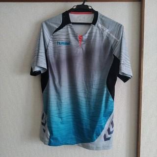 ヒュンメル(hummel)のhummel 半袖Tシャツ Lサイズ(Tシャツ/カットソー(半袖/袖なし))