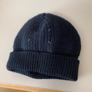 マルタンマルジェラ(Maison Martin Margiela)のマルジェラ  ビーニー ニット帽(ニット帽/ビーニー)